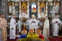 Pomenirea eroului național Avram Iancu în parohia Sfântul Mare Mucenic Gheorghe din Oradea