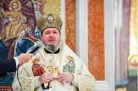 Un vis împlinit | La sfințirea catedralei orădene, PS Sofronie i-a evocat pe Mihai Viteazul și Regele Ferdinand