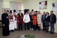 """Unirea Principatelor sărbătorită la Liceul Ortodox """"Episcop Roman Ciorogariu"""" din Oradea"""