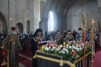 Vinerea Mare la Catedrala Episcopală din Oradea