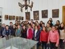 Vizită de suflet la Muzeul Episcopiei Oradiei