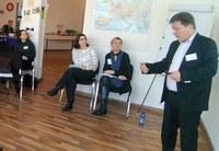 We can do it! – program dedicat îngrijirii persoanelor cu dizabilități. Întâlnire de lucru la Berlin