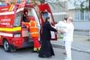 Zeci de măsuri de sprijin ale Bisericii Ortodoxe Române în criza de sănătate COVID-19