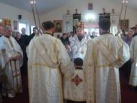 Zi de sărbătoare pentru credincioşii din Parohia Palota