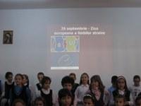 """Ziua europeană a limbilor, sărbătorită la  Liceul Ortodox """"Episcop Roman Ciorogariu"""" din Oradea"""