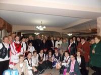 Ziua Internațională a Femeii din Mediul Rural  sărbătorită la Husasău de Criș