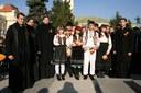 """Ziua Naţională a României marcată la  Liceul Ortodox """"Episcop Roman Ciorogariu"""" din Oradea"""