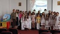 """Ziua națională a României sărbătorită la Liceul Ortodox  """"Episcop Roman Ciorogariu"""" din Oradea"""